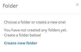 embed signage Digital Signage Software SaaS Online Cloud Based Content Management System - Support FAQs - Add To Folder - Create Folder