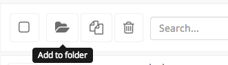 embed signage Digital Signage Software SaaS Online Cloud Based Content Management System - Support FAQs - Add Media To Folder  Create Folder