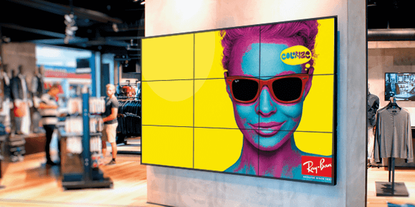 embed signage cloud based digital signage software - How Digital Signage Transforms the in-store experience - temperature activated content
