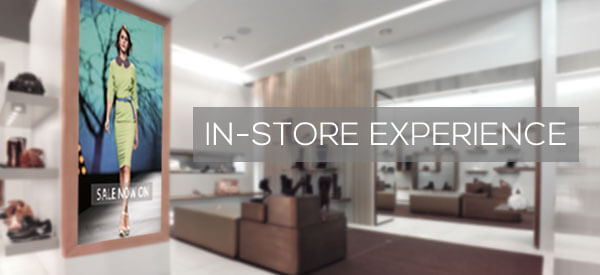 embed signage cloud based digital signage software - How Digital Signage Transforms the In-Store Experience