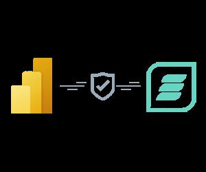 embed signage - digital signage software - microsoft power bi secure integration for digital signage - secure link