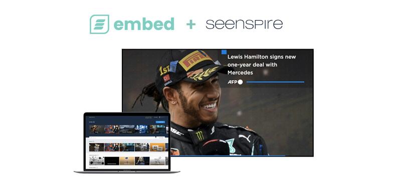 embed signage - digital signage software - seenspire